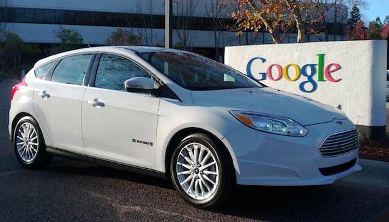 Google y Ford