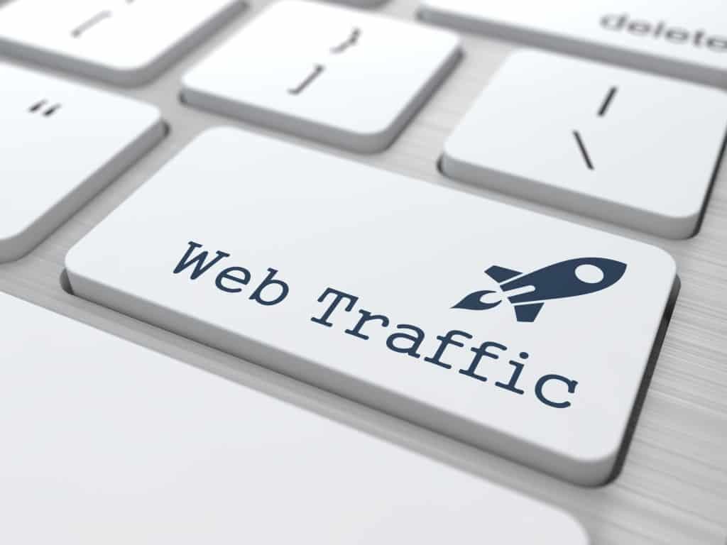 trafico web automático