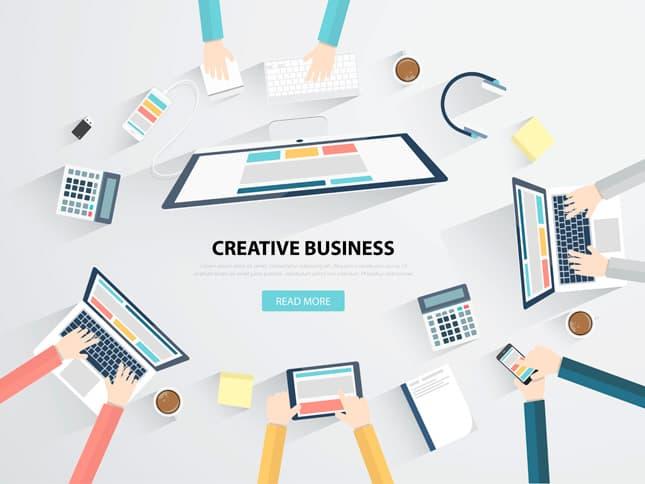 aplicaciones y empresas