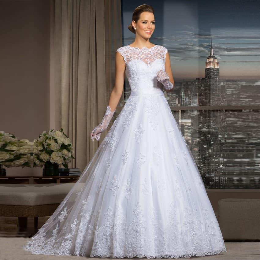 c229b70bf Tendencias en vestidos de novia para el 2016. vestidos de boda