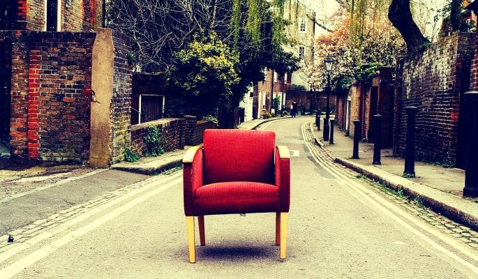 Tipo de mobiliario que existen para los eventos