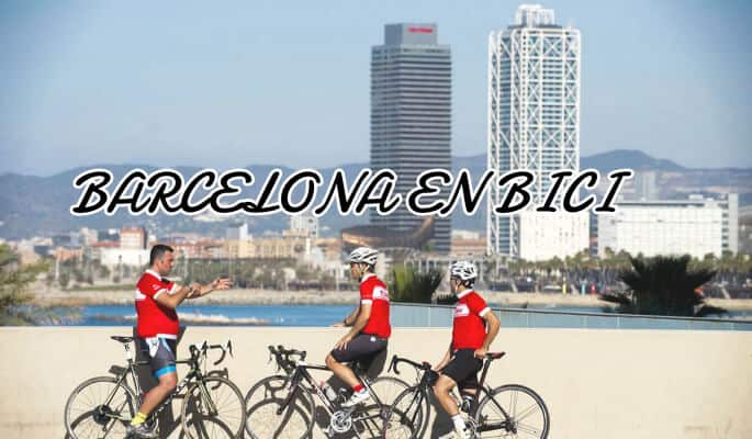 barcelona road bike