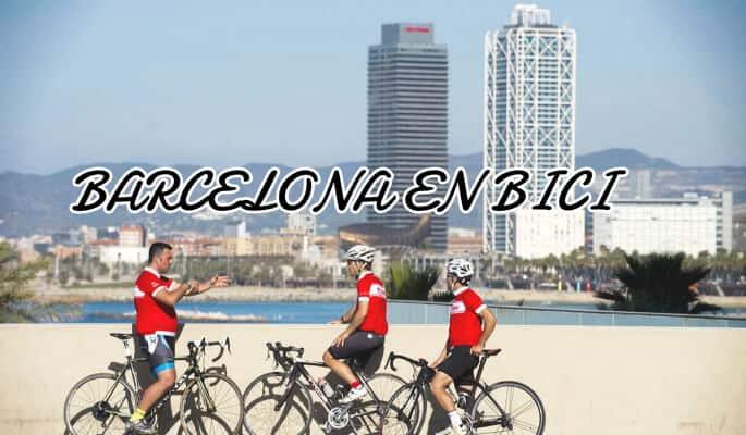 barcelona road bike