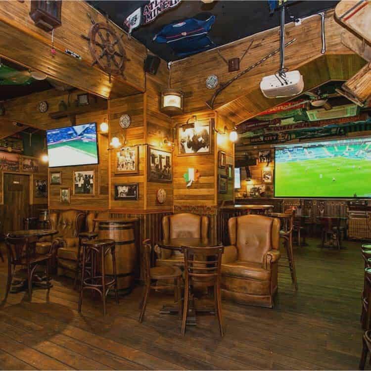 Wild Rover Sports Bar Barcelona